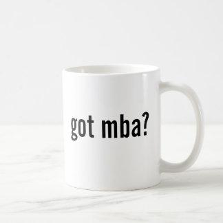 Mug mba obtenu ?