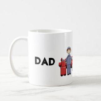 Mug Mécanicien automobile de papa