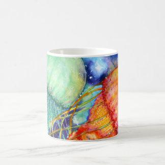 Mug Méduses cosmiques