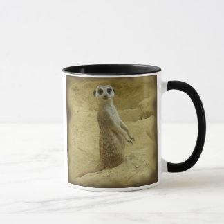Mug Meerkat mignon