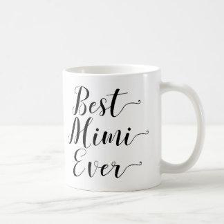 Mug Meilleur Mimi jamais