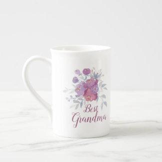Mug Meilleurs grand-maman, Nana, grammes