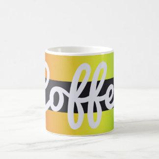 Mug Mélange de café tropical