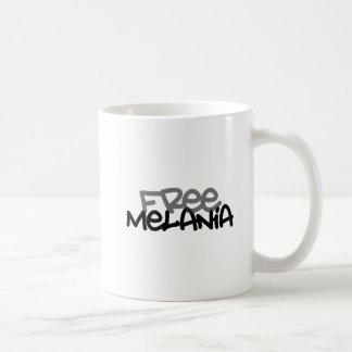 Mug Melania libre