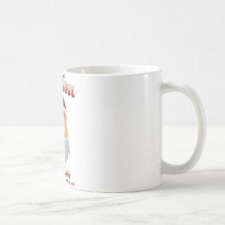 Mug - Même le Père Noël est chauve