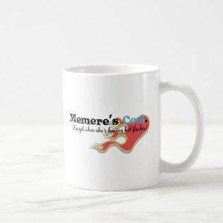 Mug Memere a des bouffées de chaleur