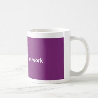 Mug Mentor au travail
