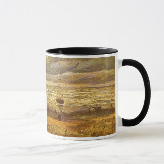 Mug Mer à Scheveningen par Vincent van Gogh