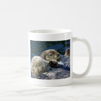Mug Mer-loutres