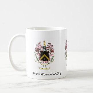 Mug MERCOAT, MerrickFoundation.Or…
