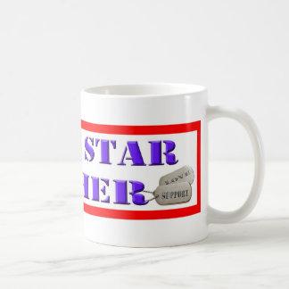 Mug Mère d'étoile bleue - 2 étoiles