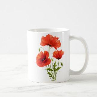 Mug Mes pavots de fleurs
