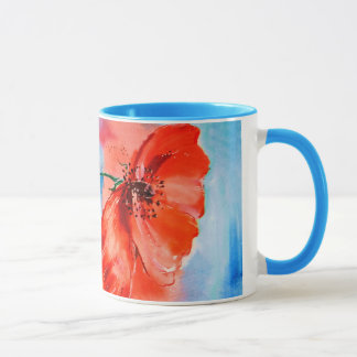 Mug Mes pavots en fleur