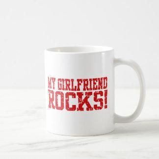 Mug Mes roches d'amie
