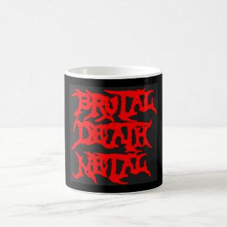 Mug Métal brutal de la mort