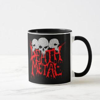 Mug Métal de la mort