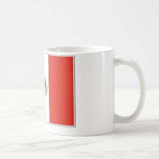 Mug Mexique-drapeau