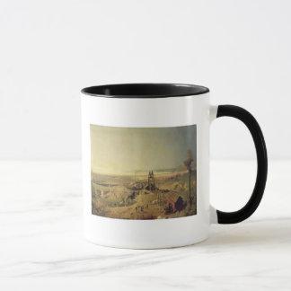 Mug Mines de charbon et carrières d'argile chez