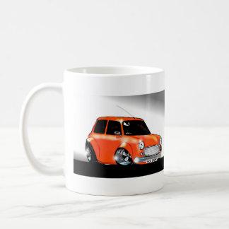 Mug Mini orange de Carls