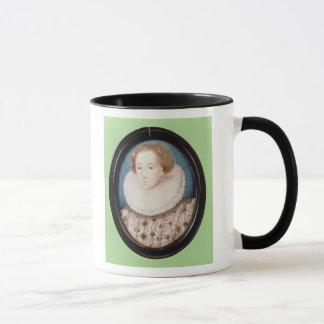 Mug Miniature de la Reine Elizabeth I