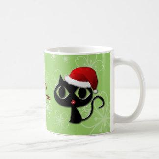 Mug Minou de Père Noël
