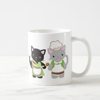 Mug Minous de cuisson de yo-yo et de Suki Neko