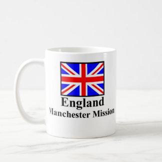 Mug Mission Drinkware de l'Angleterre Manchester