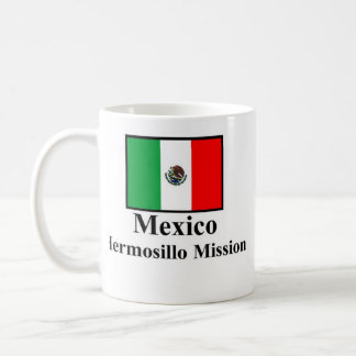Mug Mission Drinkware du Mexique Hermosillo
