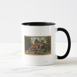 Mug Mission São Carlos de Borromeo de Monterey