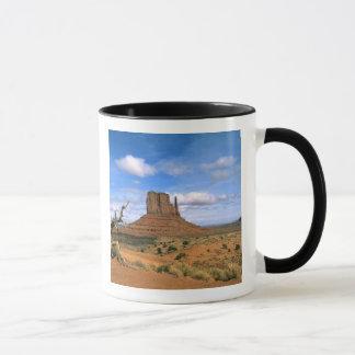 Mug Mitaines colorées de vallée de monument en Utah