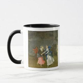 Mug Mme Cibber comme Cordelia, c.1755 (huile sur la