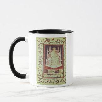 Mug Mme Fr 13091 f.11v le prophète Isaïe, de la