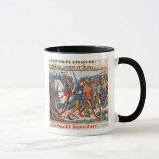 Mug Mme Fr 5054 f.11 la bataille d'Agincourt, 1415,