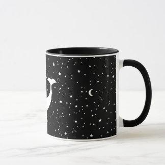 Mug Moby dans l'espace