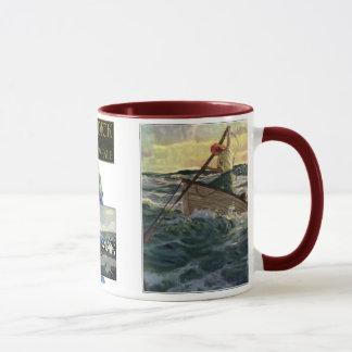 Mug Moby Dick ou la baleine blanche #4