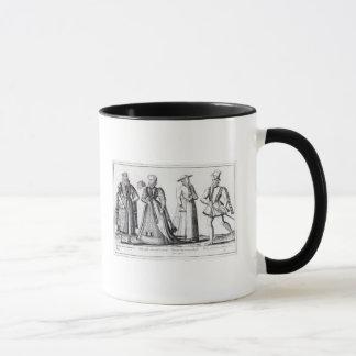 Mug Mode au cours de la période de Tudor