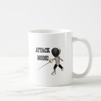 Mug Mode d'attaque