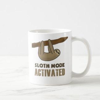 Mug Mode de paresse