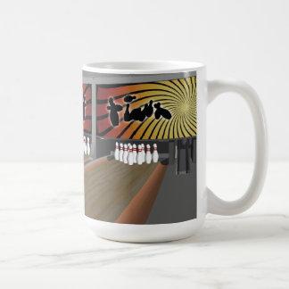 Mug modèle 3D : Bowling :