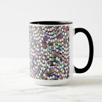 Mug Modèle d'étincelle de confettis des PLUS BAS PRIX
