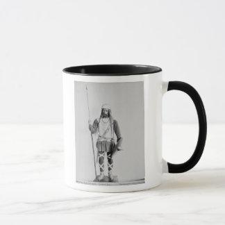 Mug Modèle d'un guerrier franque