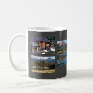 Mug Modèle photo de montagnes de San Juan du Colorado