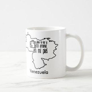Mug Moi n'oubliez pas le Vénézuéla