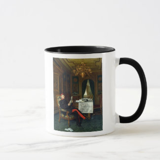 Mug Moltke à Versailles, 1872
