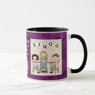 Mug Mon ami 2 de bingo-test