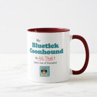 Mug Mon Coonhound de Bluetick est tout cela !