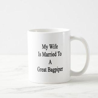 Mug Mon épouse est mariée à un grand joueur de