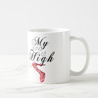 Mug Mon genre de haute… Talon