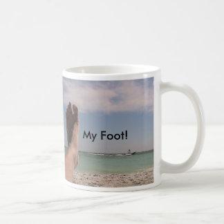 Mug Mon pied !