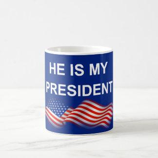 Mug Mon président